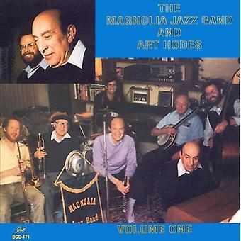 Art Hodes - Art Hodes: Vol. 1-Magnolia Jazz Band [CD] USA import
