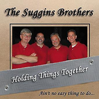 Suggins Brothers - Holding Things Together [CD] USA import