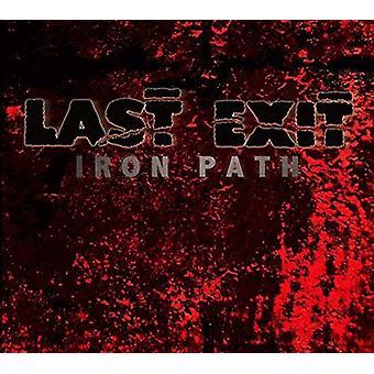 Sidste forekomst af Exit - jern sti [CD] USA importerer