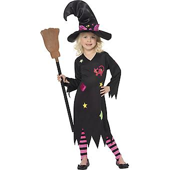 Witches girl witch costume witch costume