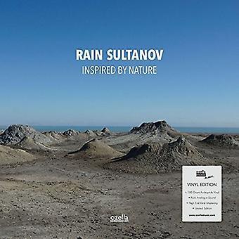 Regn Sultanov - inspireret af naturen [Vinyl] USA import