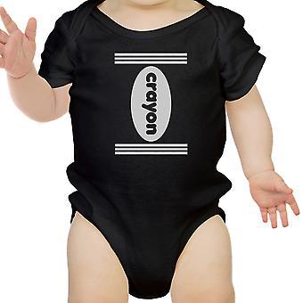 Crayón lindo bebé Halloween traje primera Halloween trajes bebé regalo