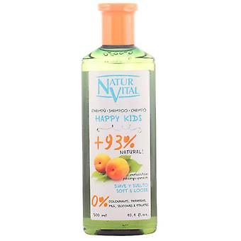Naturaleza y Vida Happy Kids Shampoo 300 ml (Woman , Hair Care , Shampoos)