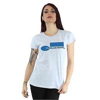 Blue Note Records Women's Simple Logo T-Shirt
