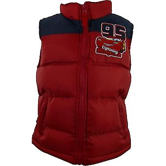 Disney Cars Lightning McQueen Boys Gilet