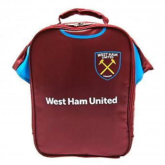 West Ham FC Official Insulated Football Kit Lunch Bag