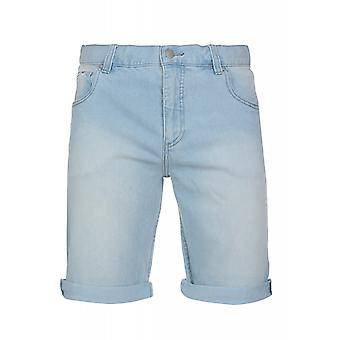 Sweet SKTBS Denim shorts korta mens jeans korta Blau i används look