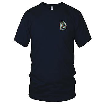 US Navy USS Union AKA-106 Embroidered Patch - Mens T Shirt