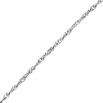 Singapore - 925 Sterling Silver Single Chains - W18613x