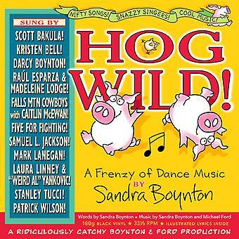 Boynton * Sandra - Hog Wild [Vinyl] USA import