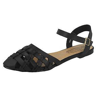 Miejscu panie na kostki Strap sandały