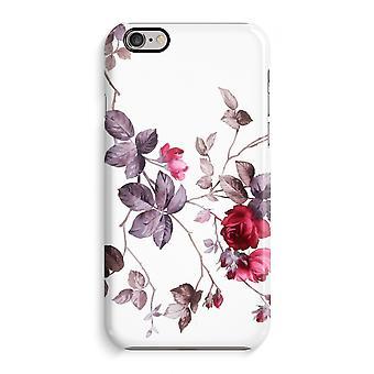 iPhone 6 / 6S Full Print Case - Pretty flowers