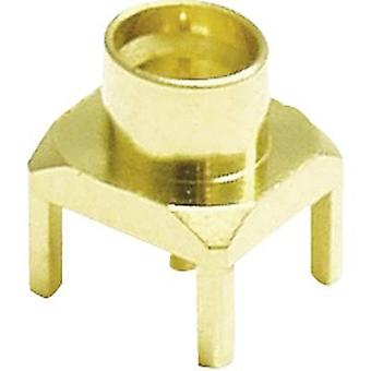 SMP connector Plug, vertical mount 50 Ω IMS 3236.SMP.1010.003