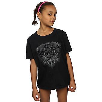 AC/DC Girls Black Ice-t-Shirt
