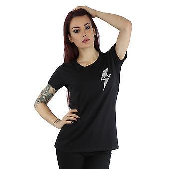 AC/DC Women's Small Lightning Bolt T-Shirt