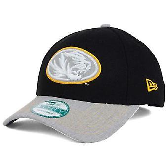 Missouri Tigers NCAA New Era 9Forty einstellbare Hat
