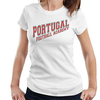 Portugal Academy World Football Championship 2018 Women's T-Shirt
