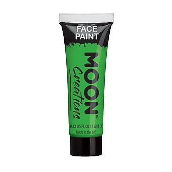 Face & Body Paint by Moon Creations - 12ml - Green