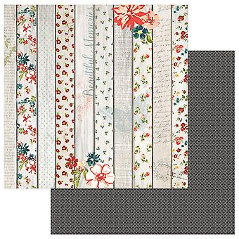Memory Lane Double-Sided Cardstock 12