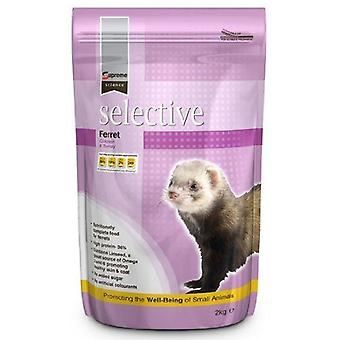 Supreme Science Selective Ferret Food Dry Mix 2kg