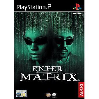 Indtaste matrixen (PS2)