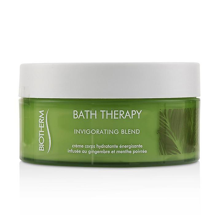 Biotherm Bath Therapy Invigorating Blend Body Hydrating Cream - 200ml/6.76oz