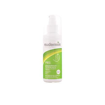 Eudermin Pies Desodorante Refrescante Vapo 125ml Spray Unisex