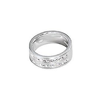 ESPRIT women's ring silver cubic zirconia ESRG92222A1