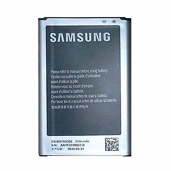 Opprinnelige Samsung batteri EB-BN750CBE til Galaxy note 3 neo duos N7505 3100 mAh