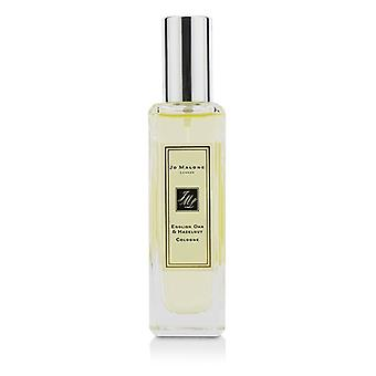 Jo Malone English Oak & Hazelnut Cologne Spray (Originally Without Box) 30ml/1oz