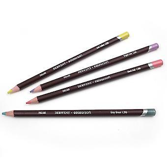 Derwent Coloursoft pennor
