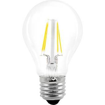 Müller Licht LED EEC A++ (A++ - E) E27 Arbitrary 6 W = 51 W Warm white (Ø x L) 60 mm x 106 mm Filament 1 pc(s)