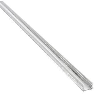 U-section rail Aluminium (L x W x H) 1000 x 18.4 x 13 mm Barthelme 62399201 62399201
