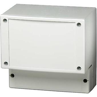 Controller enclosure 160 x 166 x 117 Polycarbonate (PC) Smoke grey