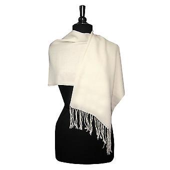 Biagio 100% Wool Pashmina Solid Scarf Women's Shawl Wrap Scarves