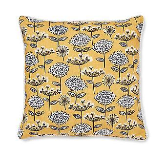 Cooksmart Retro Meadow Cushion, 45 x 45cm