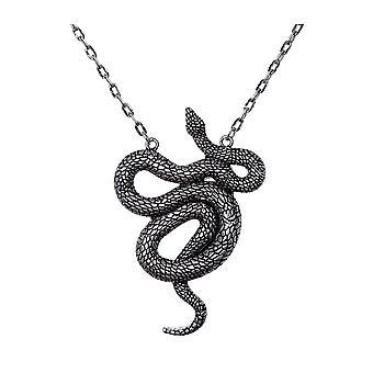 Restyle Snake Necklace