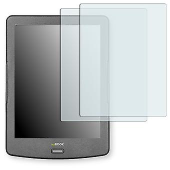 inkBOOK classic 2 screen protector - Golebo crystal clear protection film