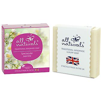 All Naturals Organic Soap Bar Jasmine 100g