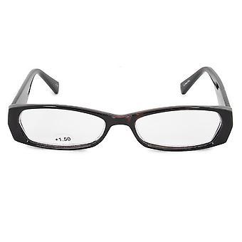 Harley Davidson Rectangular Reading Eyeglasses HD3004 TO 52 +1.50