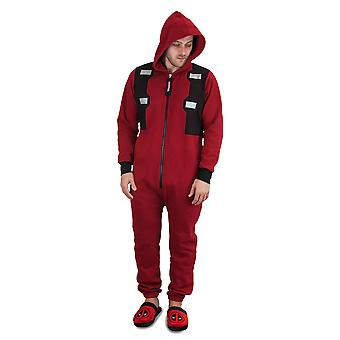 Official Deadpool Outfit Onesie / Jumpsuit