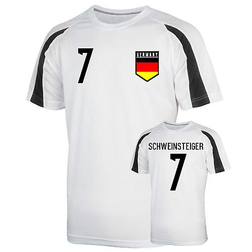 Germany Sports Training Jersey (schweinsteiger 7)