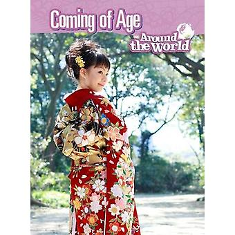 Kommer av alder verden med Anita Ganeri - 9781406299007 bok