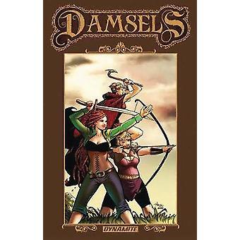 Damsels Volume 2 by Leah Moore - 9781524102845 Book