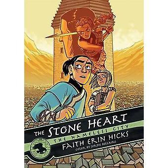 Stenhjärtan av Faith Erin Hicks - 9781626721586 bok