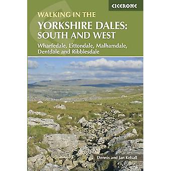 Walking in the Yorkshire Dales - South and West - Wharfedale - Littonda