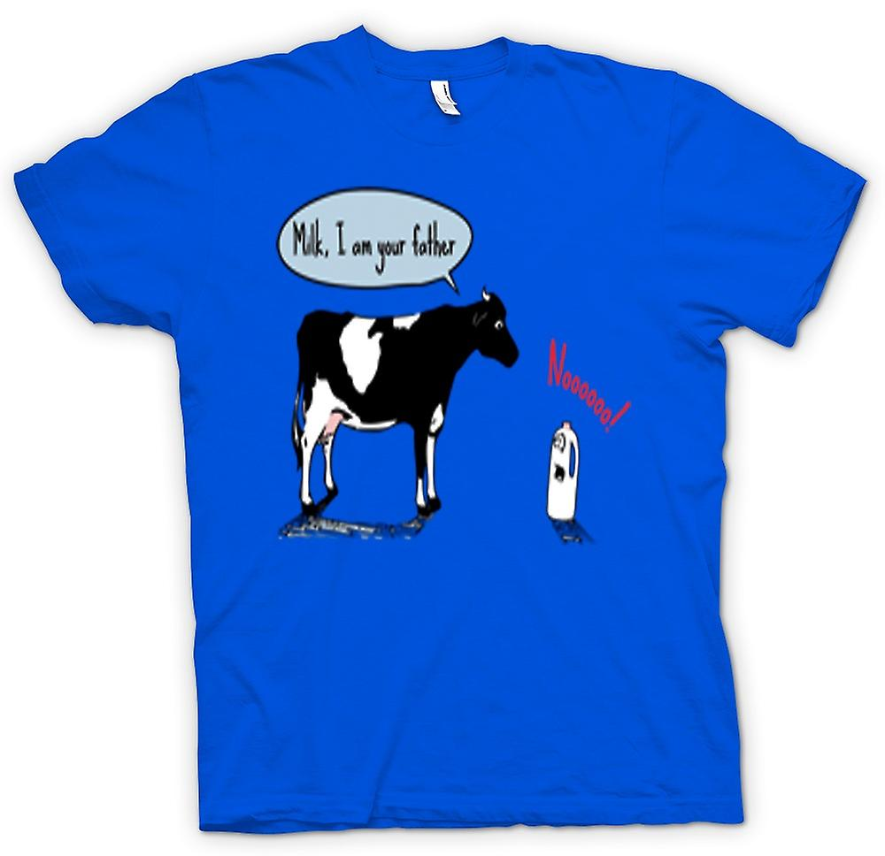Mens T-shirt - Cow