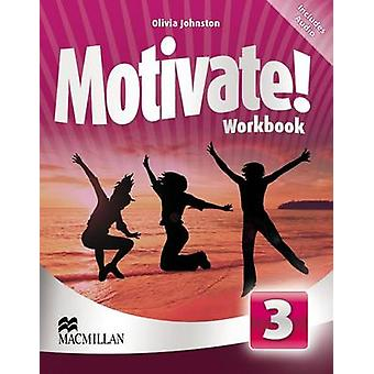 Motivate! Workbook Pack Level 3 by Olivia Johnston - 9780230451520 Bo