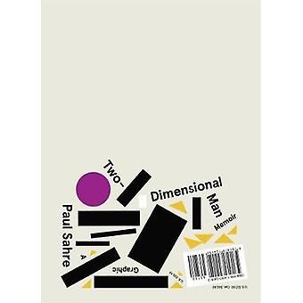 Tvådimensionell Man av Paul Sahre - 9781419724152 bok