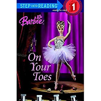 On Your Toes (Step Into Reading: A Step 1 Book)